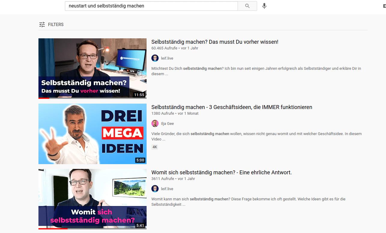 keyword-recherche-mit-youtube